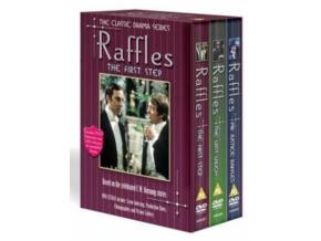 Raffles: The Complete Series (DVD)