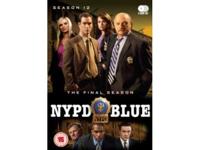 NYPD Blue - Season 12 (DVD)