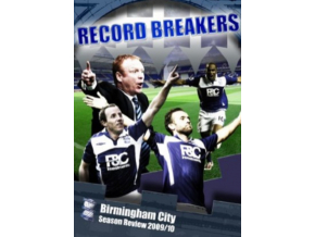 Record Breakers-Birmingham City Season Review 2009/10 (DVD)