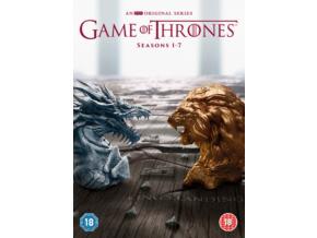 Game of Thrones - Season 1-7 [DVD] [2017]