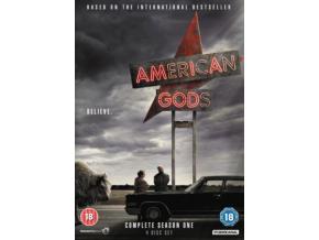American Gods Season 1  [2017] (DVD)