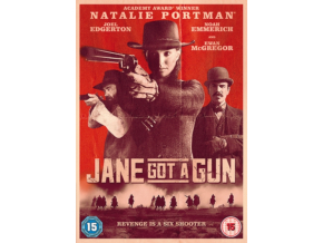 Jane Got A Gun (2016) (DVD)