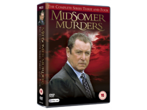 Midsomer Murders: The Complete Series Three and Four (DVD)