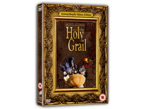 Monty Python And The Holy Grail (1975) (DVD)