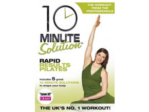 10 Minute Solution - Rapid Results Pilates (DVD)