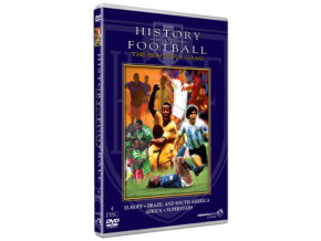 History of Football - The Beautiful Game (4 Discs) (DVD)