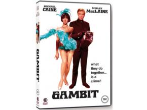 Gambit (1966) (DVD)