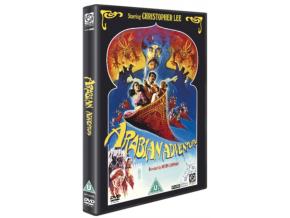 The Arabian Adventure (DVD)