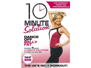 10 Minute Solution - Dance Off Belly Fat (DVD)