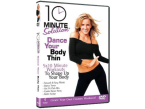 10 Minute Solution - Dance Your Body Thin (DVD)