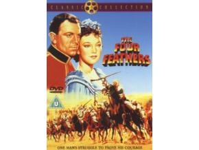 The Four Feathers (1939) (DVD)