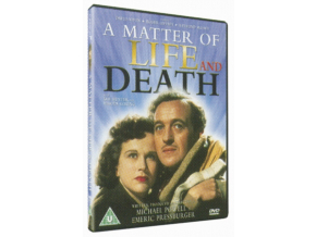 Matter Of Life And Death (1946) (DVD)