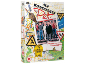 Auf Wiedersehen Pet - Series 1 And 2 (DVD)