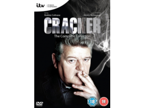 Cracker Complete Collection (1993 - 1995) (DVD)