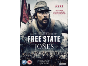 Free State Of Jones (2016) (DVD)
