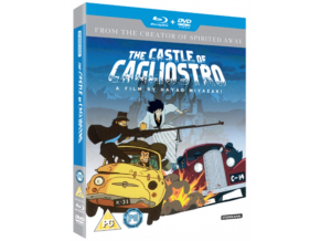 Castle Of Cagliostro (DVD/Blu-Ray)