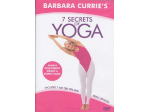 Barbara Currie - Seven Secrets Of Yoga (DVD)