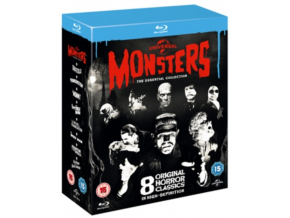 Universal Classic Monster - The Essential Collection (Blu-Ray) (DVD)