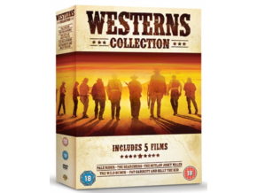 Western Collection - (Pale Rider / The Searchers / Outlaw Josey Wales / The Wild Bunch / Pat Garrett And Billy The Kid) (DVD)