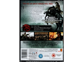 Three Kingdoms - Resurrection Of The Dragon (DVD)