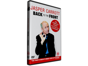 Jasper Carrott - Back To The Front (DVD)