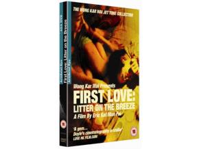 First Love - Litter On The Breeze (DVD)