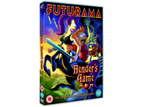 Futurama - Benders Game (DVD)