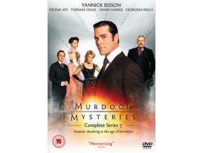 Murdoch Mysteries: Series 5 (DVD)