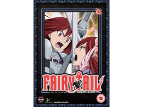 Fairy Tail: Part 8 (Episodes 85-96) (DVD)