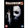 Halloween 5: The Revenge of Michael Myers [DVD] [2018]