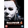 Halloween 4: The Return of Michael Myers [DVD] [2018]