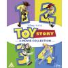 Disney & Pixar's Toy Story 1-4 [Blu-Ray]