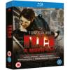 Mission Impossible Quadrilogy (4 Films) Blu-Ray
