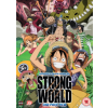 One Piece - The Movie - Strong World DVD