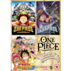 One Piece Movie Collection 2 - Films 4 to 6 DVD