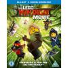 The LEGO Ninjago Movie [2017]  (Blu-ray)