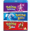Pokémon Movie 1-3 Collection (Blu-ray)