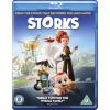Storks [Blu-ray] [2016] (Blu-ray)