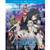 A Certain Magical Index: The Movie The Miracle of Endymion Blu-ray/DVD Combo (Blu-ray)