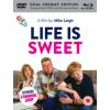 Life is Sweet + A Running Jump (DVD + Blu-ray)