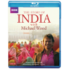 The Story Of India With Michael Woods (Blu-Ray)