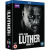 Luther - Series 1-4 [Blu-ray]