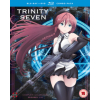 Trinity Seven - Complete Season Collection Blu-ray/DVD Combo Pack