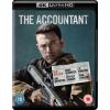 The Accountant (Blu-Ray:)