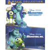 Monsters Inc. / Monsters University Collection (Blu-Ray)