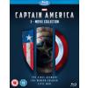 Captain America - 1-3 Movie Boxset  (Blu-ray)