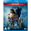 Beauty & The Beast (3D Blu-ray + Blu-ray)