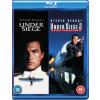Under Siege/Under Siege 2 - Dark Territory [Blu-ray] [2017] [Region Free] (Blu-ray)