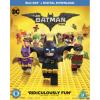 The LEGO Batman Movie [Blu-ray] [2017] (Blu-ray)