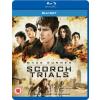 Maze Runner: The Scorch Trials [Blu-ray]